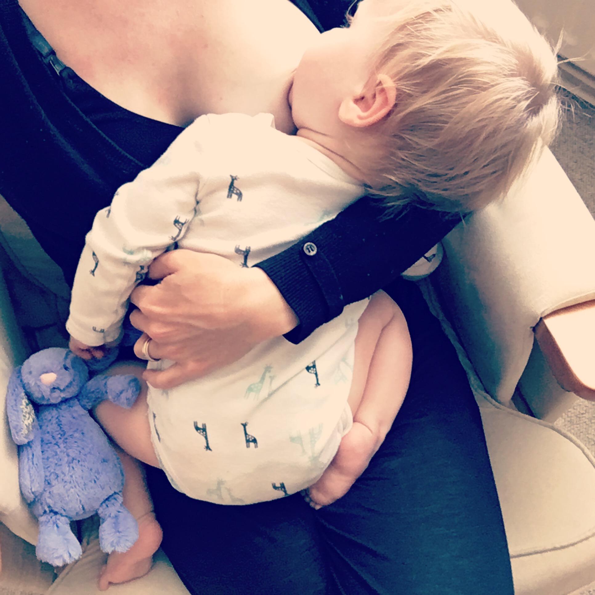 When I stopped Breastfeeding