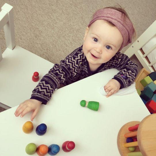 Columns by Kari Cute Babies