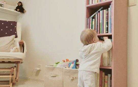 Baby Nursery DIY