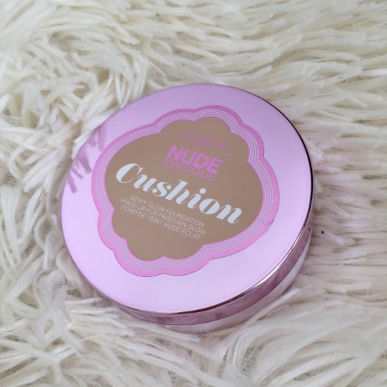 Columns by Kari Loreal Cushion Foundation