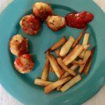 Spicy Parsnip and Paprika Balls (Vegan!)
