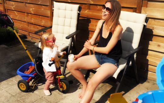 Zelf zonnebrand maken