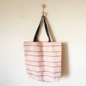 Columns by Kari Cute Beach Bag