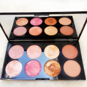 Columns by Kari Make-up Revolution Golden Sugar Palette 2
