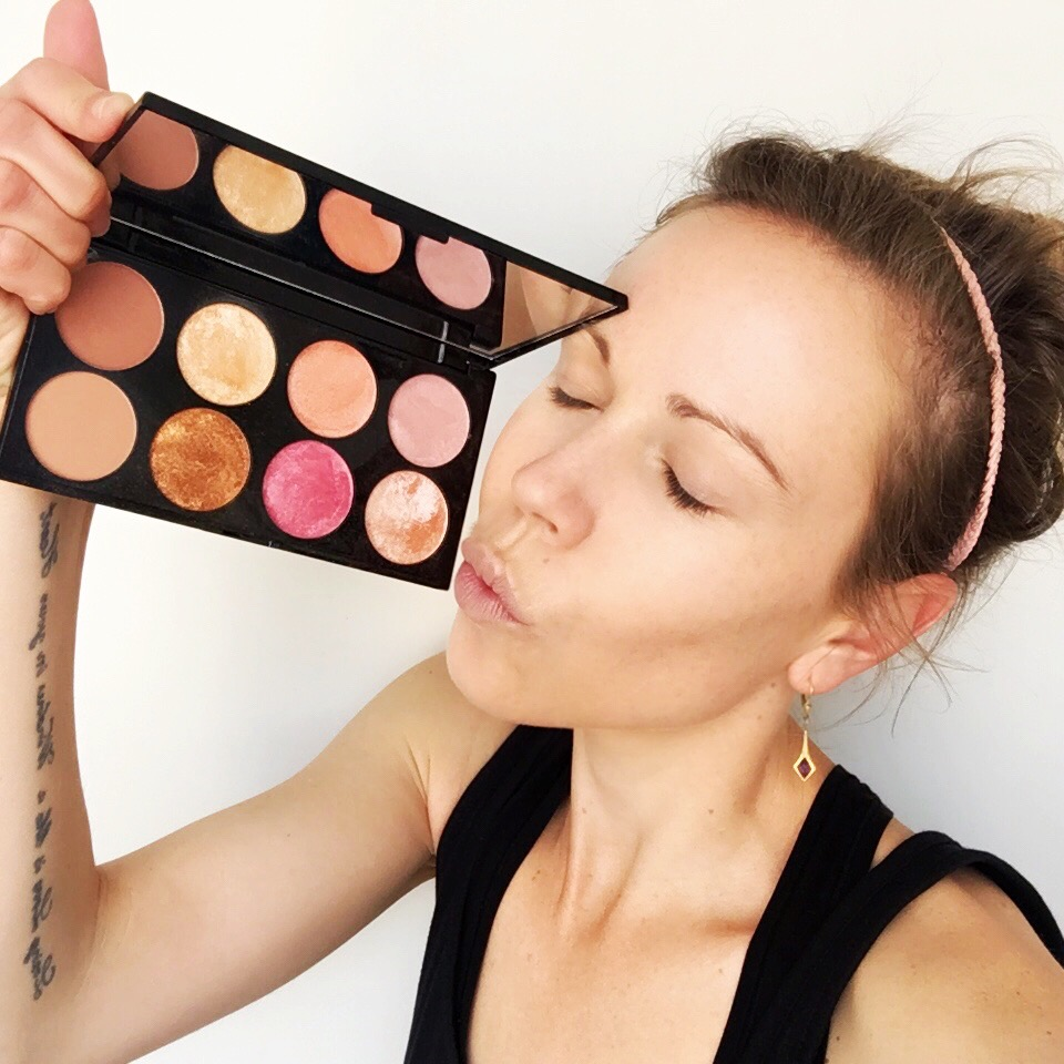 Make-up Revolution Golden Sugar Palette