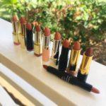 Favorite Nude Drugstore Lipsticks