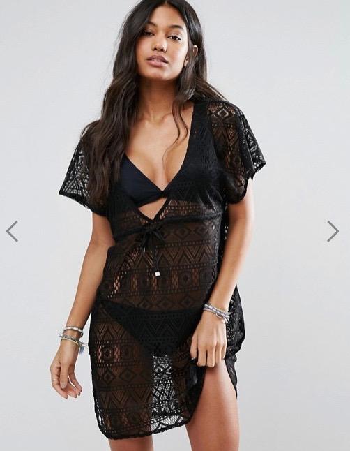 Dorina beach dress asos