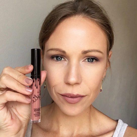 Columns by Kari Liquid Lipstick Kylie Lipkit Candy K