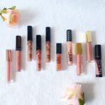 Favorite Nude Liquid Lipsticks