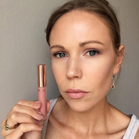 Columns by Kari Liquid Lipsticks Nabla Vanilla Queen