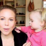 The Tired Mama Makeup Routine