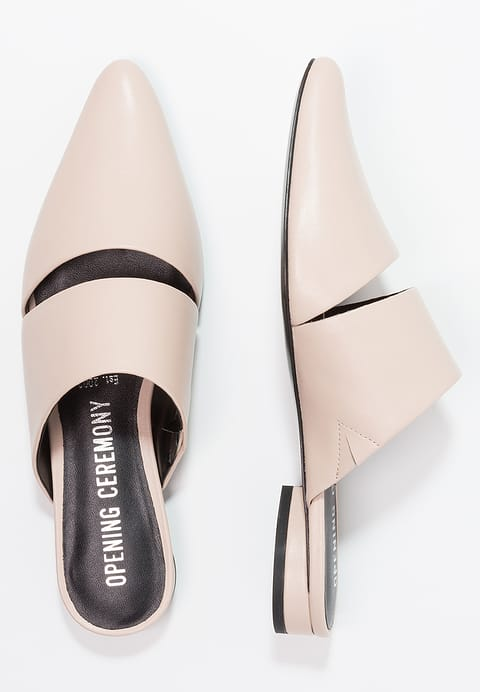 Columns by Kari Opening Ceremony Nude Slippers