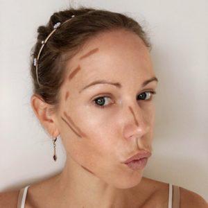 Columns by Kari Summer Glow Makeup Routine 6