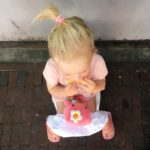 How we Potty Trained our Daughter Before her Second Birthday