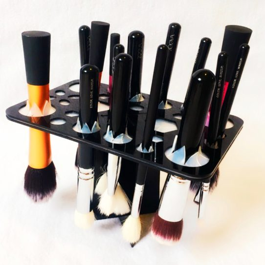 Columns by Kari Dry Makeup Brushes