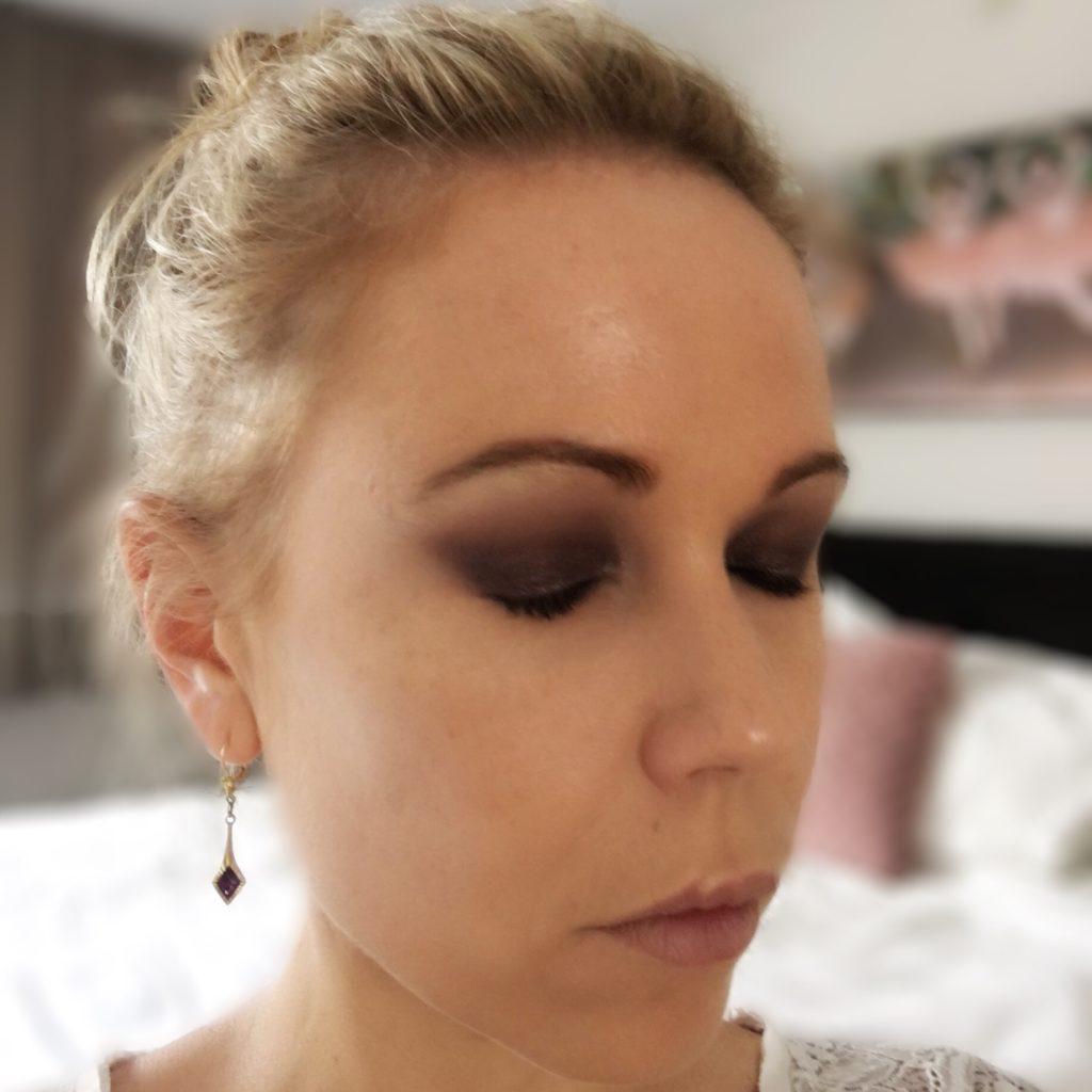 Columns by Kari Smokey Eye Makeup Routine 16