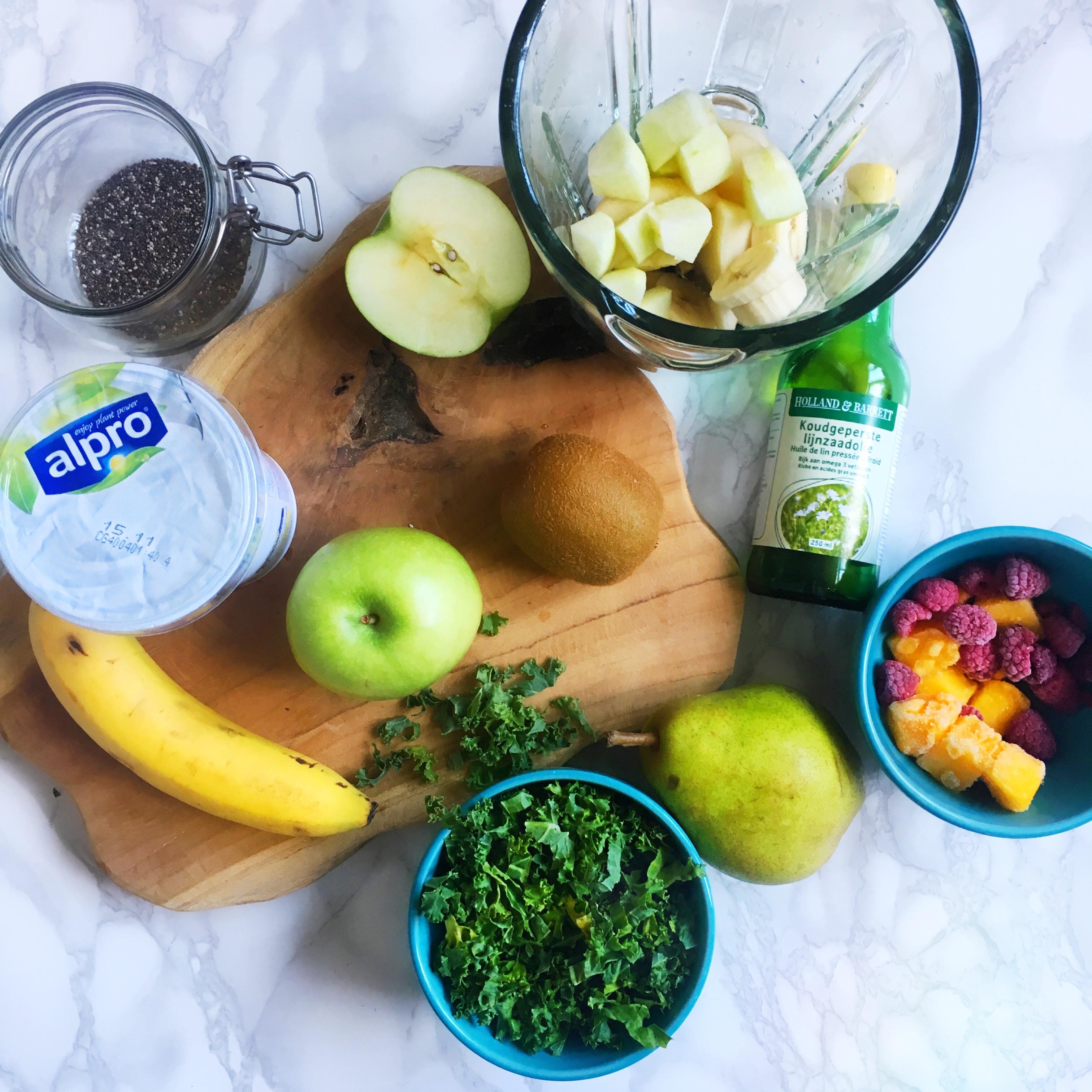 Green Smoothie Vegan