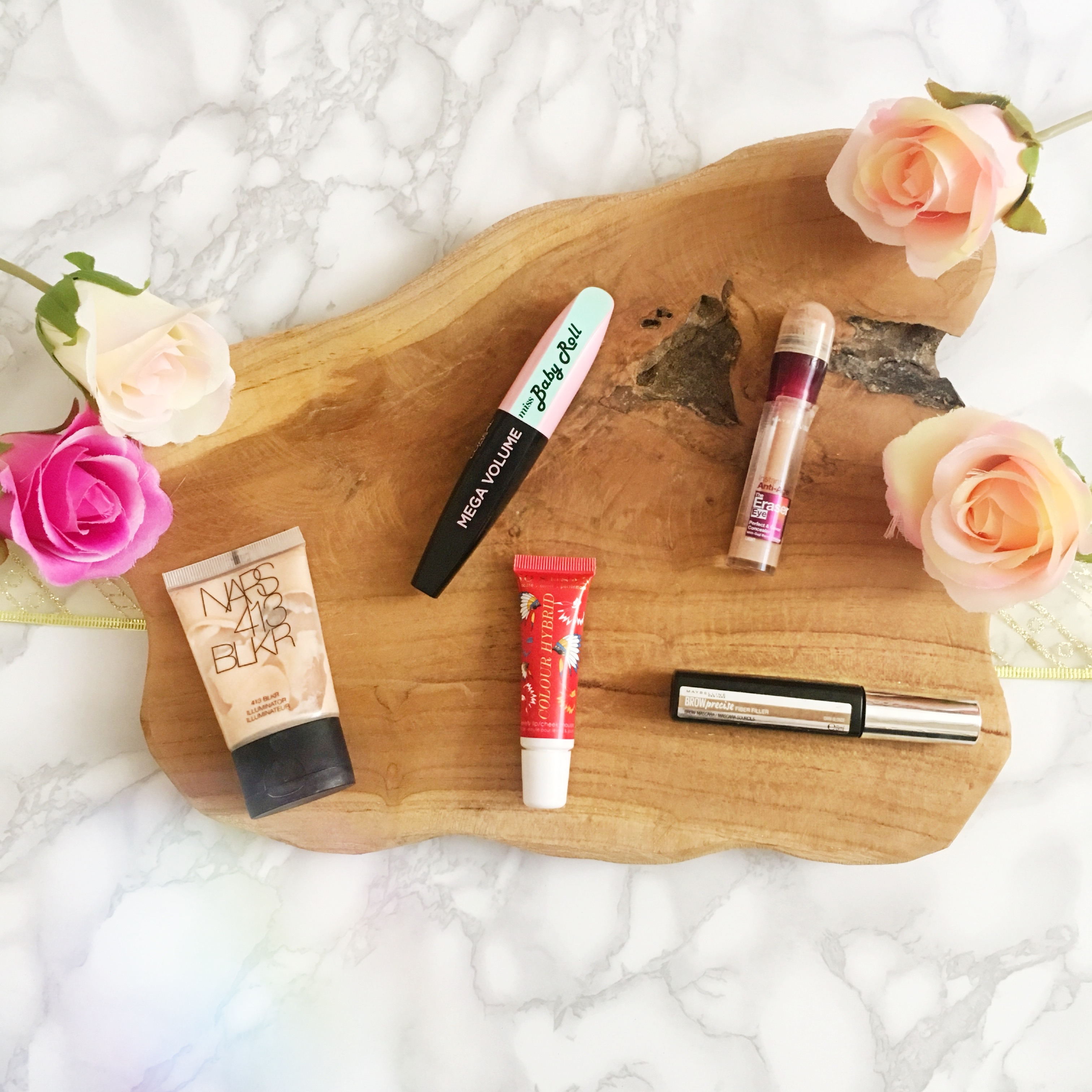 Five Product Makeup Routine