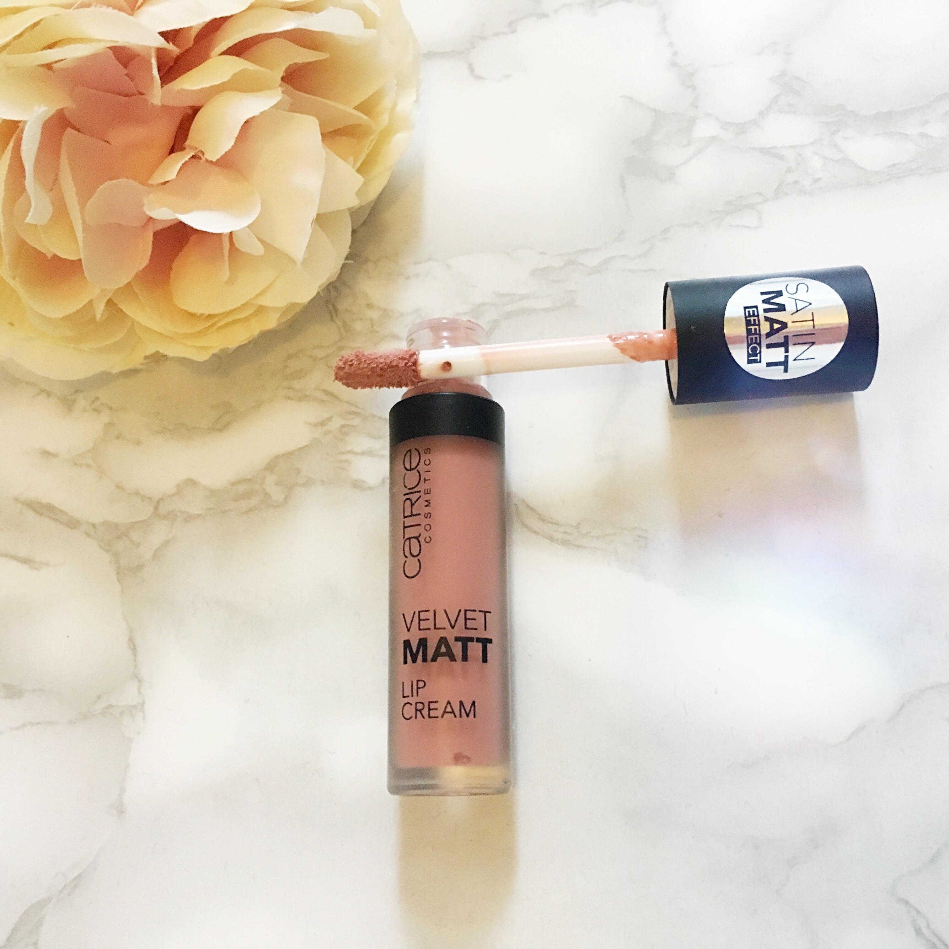 Catrice Cosmetics Velvet Matte Lip Cream