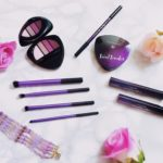 De Purple Light Limited Edition Makeup van Dr. Hauschka