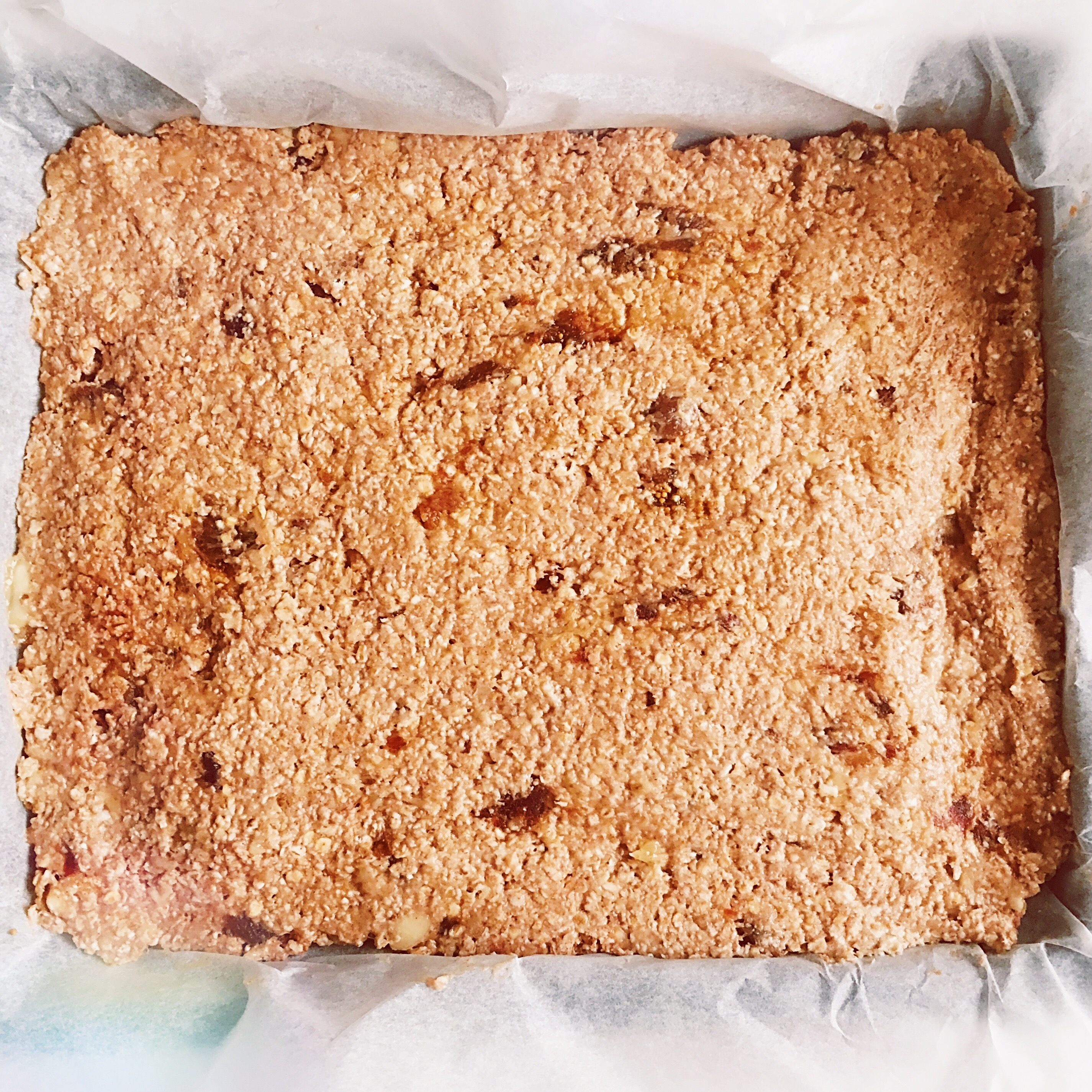 Vegan Breakfast Bars