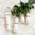 Een maand lang RAU Cosmetics: Natuurlijke & Dierproefvrije Huidverzorging