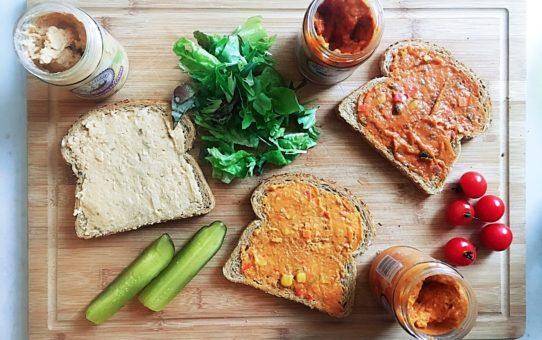 Veganistische Groentespreads van Mister Kitchen