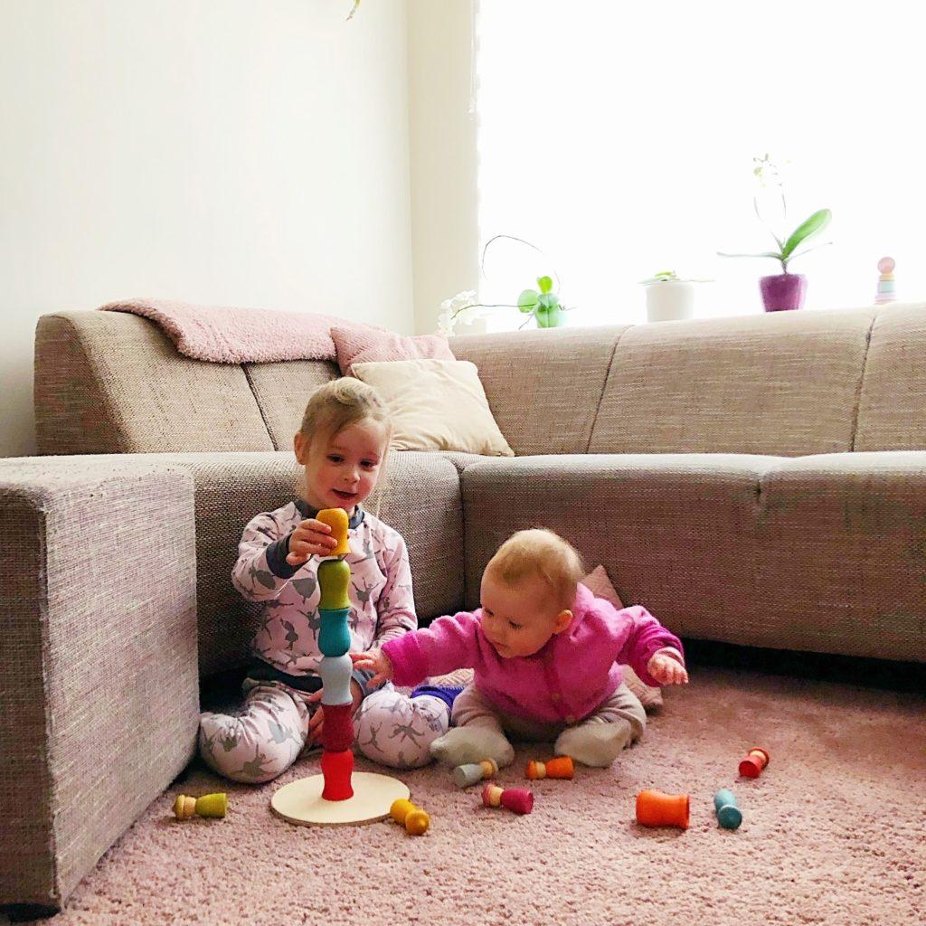 Spiksplinternieuw Duurzaam baby speelgoed dat ook leuk is voor peuters | Grimms, Grapat QG-76
